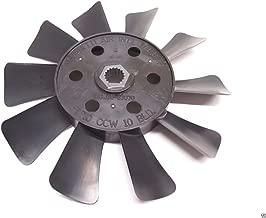Tuff Torq Genuine 1A646083070 Transmission Cooling Fan Black 10 Blade OEM