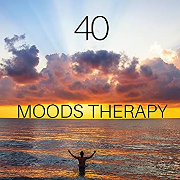 40 Moods Therapy: Anti-Stress Massage, Deep Relaxation Music After Long Day