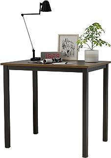 SogesHome Klein computerbureau 80 x 40 cm tafel compacte tafel PC bureau bureau bureau hoekbureau voor thuiskantoor kleine...