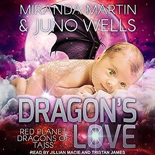 Dragon's Love audiobook cover art