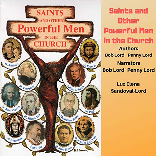 Saints and Other Powerful Men in the Church audiobook cover art