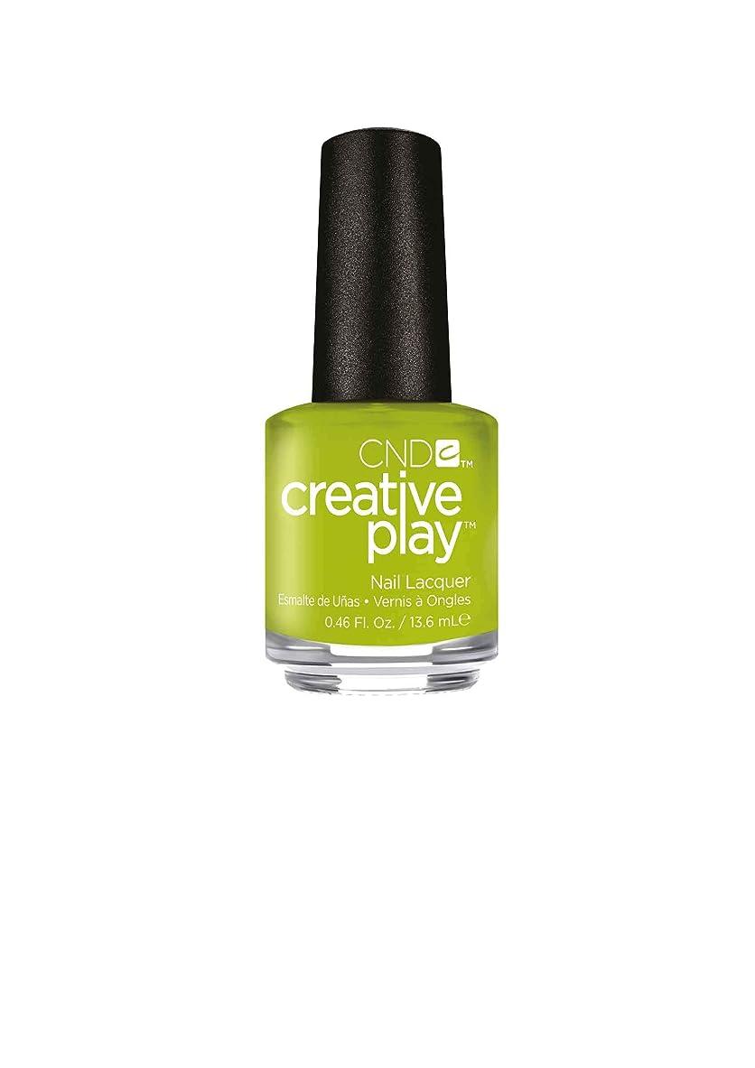 シンボルチョークジャーナリストCND Creative Play Lacquer - Toe the Lime - 0.46oz / 13.6ml