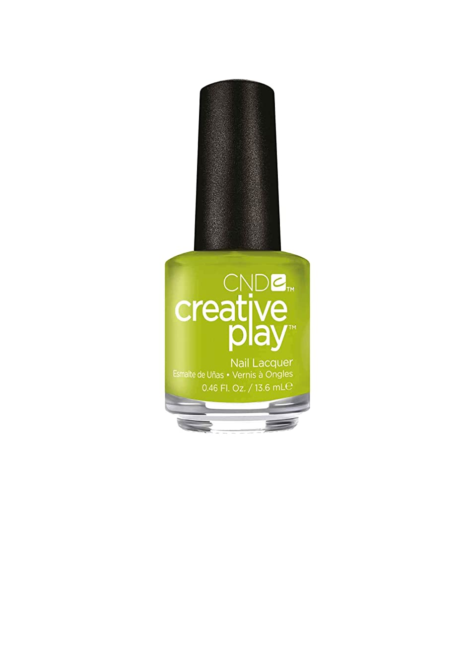 心のこもったカビオペレーターCND Creative Play Lacquer - Toe the Lime - 0.46oz / 13.6ml