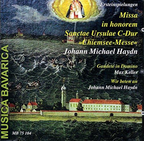 Johann Michael Haydn: Missa in honorem Sanctae Ursulae (Chiemsee-Messe) /