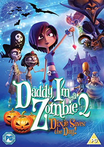 Daddy I'm A Zombie 2 [REGION 2 FORMATTED PAL VERSION DVD]
