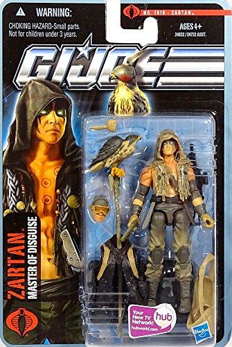 G.I. Joe Zartan Action Figure - Master of Disguise