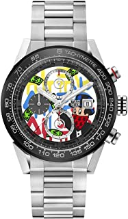 Tag Heuer Carrera ALEC Monopoly Special Edition Men's Watch CAR201AA.BA0714