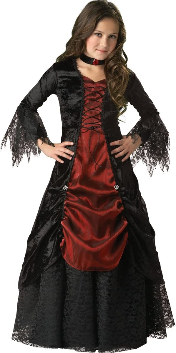 Fun World InCharacter Costumes Gothic Vampiress trend rank Costume Size 16 Sale item