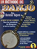 la méthode de Banjo (+ 1 CD) - Rebillard