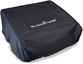 Blackstone Signature Griddle Accessories - 17 Inch Table Top Griddle Carry Bag and Cover - Heavy Duty 600 D Polyester - High Impact Resin (Renewed)