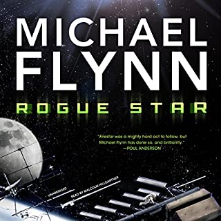 Rogue Star audiobook cover art