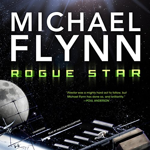 Rogue Star audiobook cover art