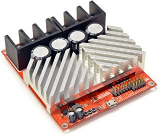 RoboClaw 2x60A Motor Controller, 2 Channel, 60Amps Per Channel, 6-34VDC