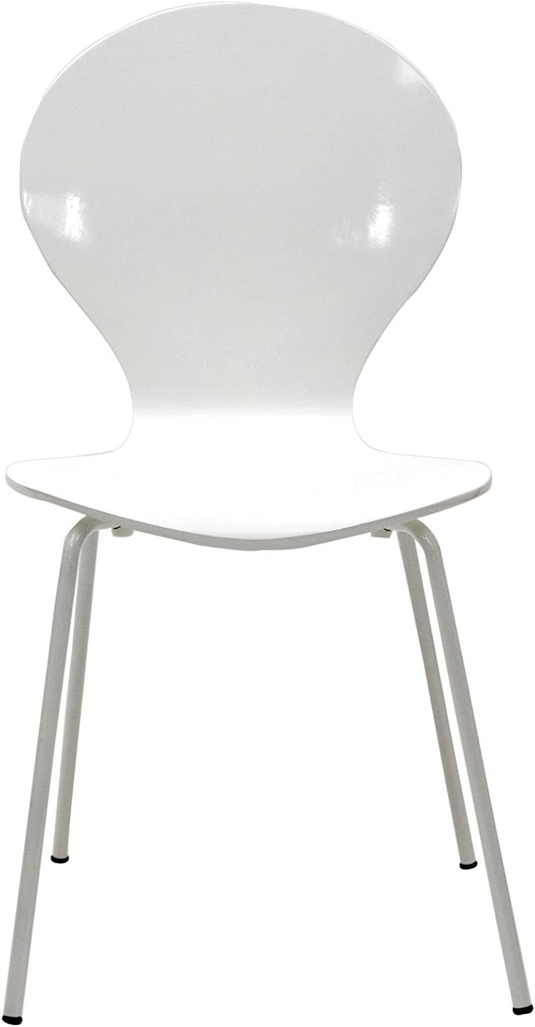 Modway Insect Side Chair in White