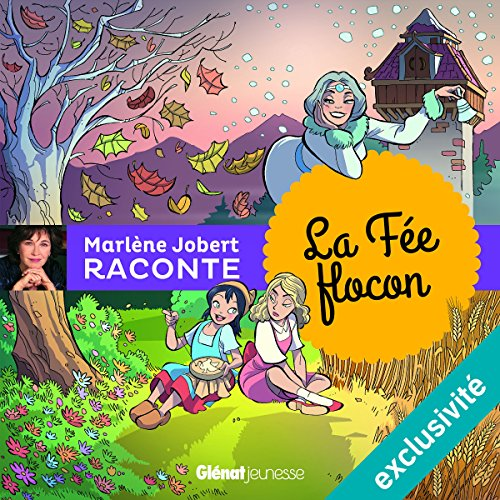 Couverture de La fée flocon