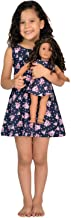 Girl and Doll Matching Dress Clothes Fits American Girl Dolls & 18 inches Dolls