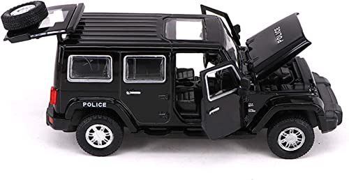 Disfruta de un 50% de descuento. ZGUO Ambulancia Coche Deportivo Coche de la la la policía Muchacho Tire hacia atrás Modelo de Coche con Sonido y luz (SWAT Coche de la policía Todo )  hasta 60% de descuento