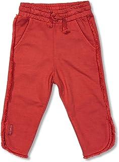 Calça Cocar Vermelha Green - Infantil Menina