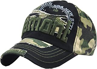 Unisex Hot Cotton Adjustable Washed Low Profile Plain Baseball Cap Hat