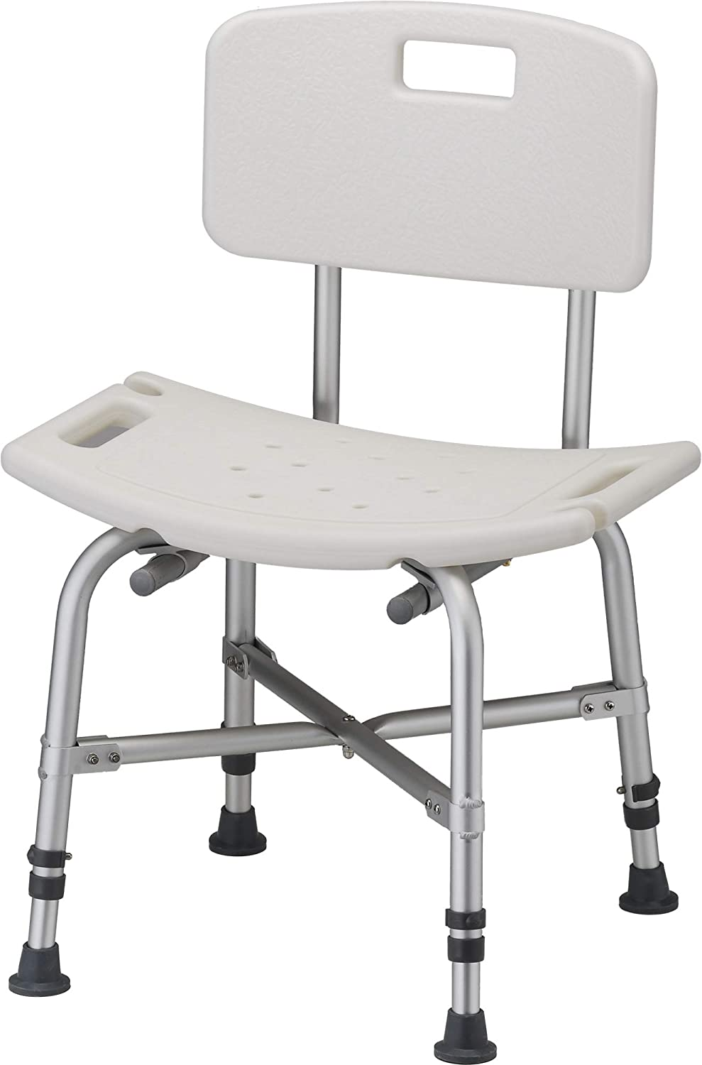 Super beauty product restock quality top NOVA trust Medical Products Heavy Duty Shower Chair Bath Back with 5