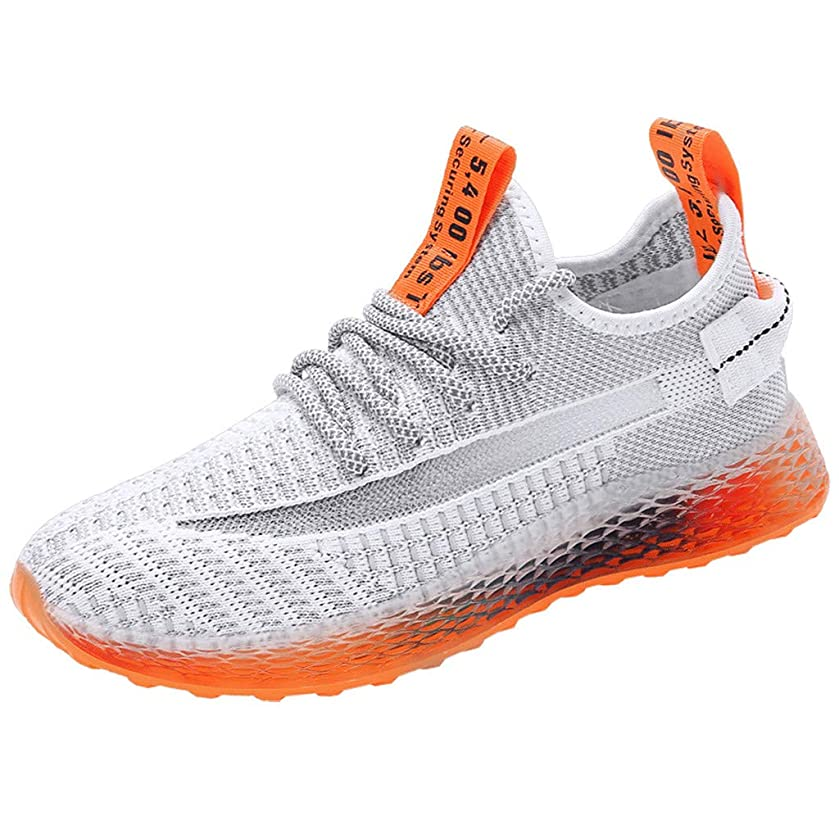 Mosunx Athletic Mesh Flat Sport Running Shoes Women, Girls Ultra Lightweight Breathable Flying Woven Shoelaces Lace Up Sneaker Trail Gym Fitness Free Transform Movement Shoes