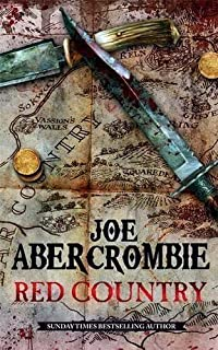 Red Country by Abercrombie, Joe on 13/06/2013 unknown edition