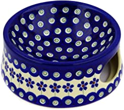 handmade pottery dog bowls