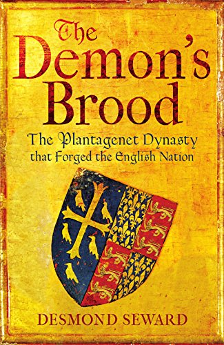 The Demon's Brood: The Plantagenet Dynasty that Forged the English Nation (English Edition)