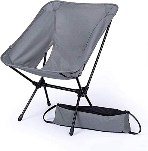 En plein air Mini Chaise Pliante Avec Sac De RangeHommest, Chaise De Pêche Simple portable Ultra Légère En Alliage D'aluminium D'aviation Et Oxford Maison Pause Déjeuner Table Souple Camping Randonnée Pê