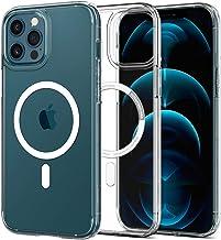 Spigen Ultra Hybrid Mag Designed for iPhone 12 / iPhone 12 Pro Case (2020) - White