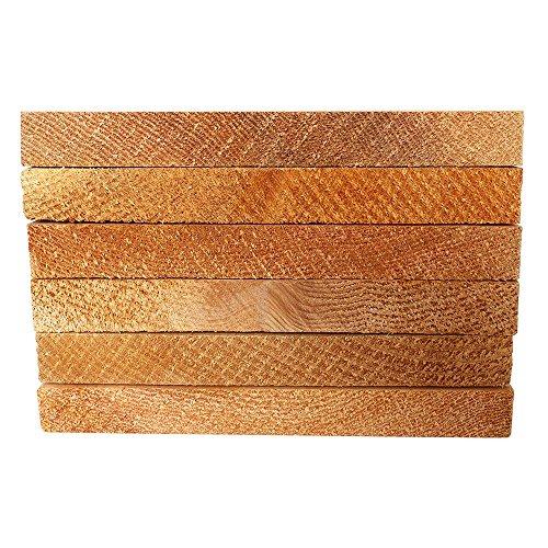 61I T6cEOHL - MAVANTO® XXL Grillbretter Räucherbretter - Kanadisches Zedernholzbrett zum Grillen - EXTRA DICK (30x14x1,5cm) langlebig & wiederverwendbar (6er Set)