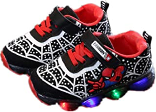 Comparación de Las 10 Mejores Zapatos De Niños Con Luces