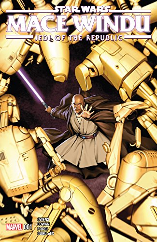 Star Wars: Jedi of the Republic - Mace Windu (2017) #1 (of 5)