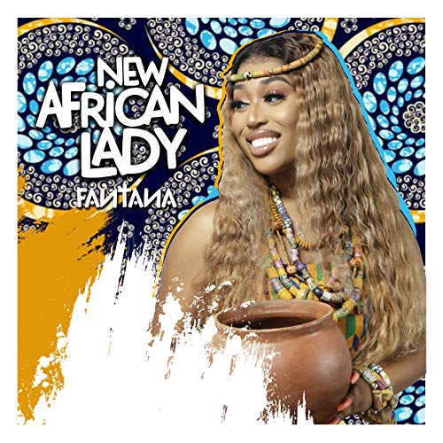New African Lady