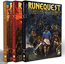 RuneQuest: Roleplaying in Glorantha Deluxe slipcase set