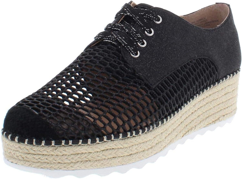 Inc Womens Abrelia Platform Glitter Casual shoes