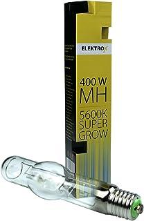 Elektrox metal, 400W, halógena Lámpara de vapor MH metal Halide Super Grow
