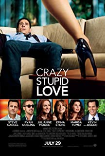 Crazy Stupid Love Movie Mini Poster 11x17 #01