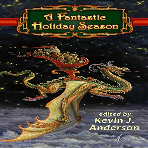 Couverture de A Fantastic Holiday Season