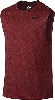 Nike Men`s Dry Breathe Hyper Muscle Sleeveless Shirt
