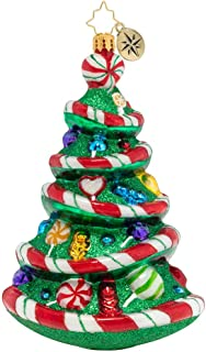 Christopher Radko Colorful Candy Christmas Tree Christmas Ornament