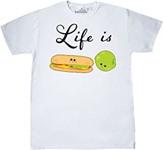 Life is Sublime- Cute Food Pun T-Shirt