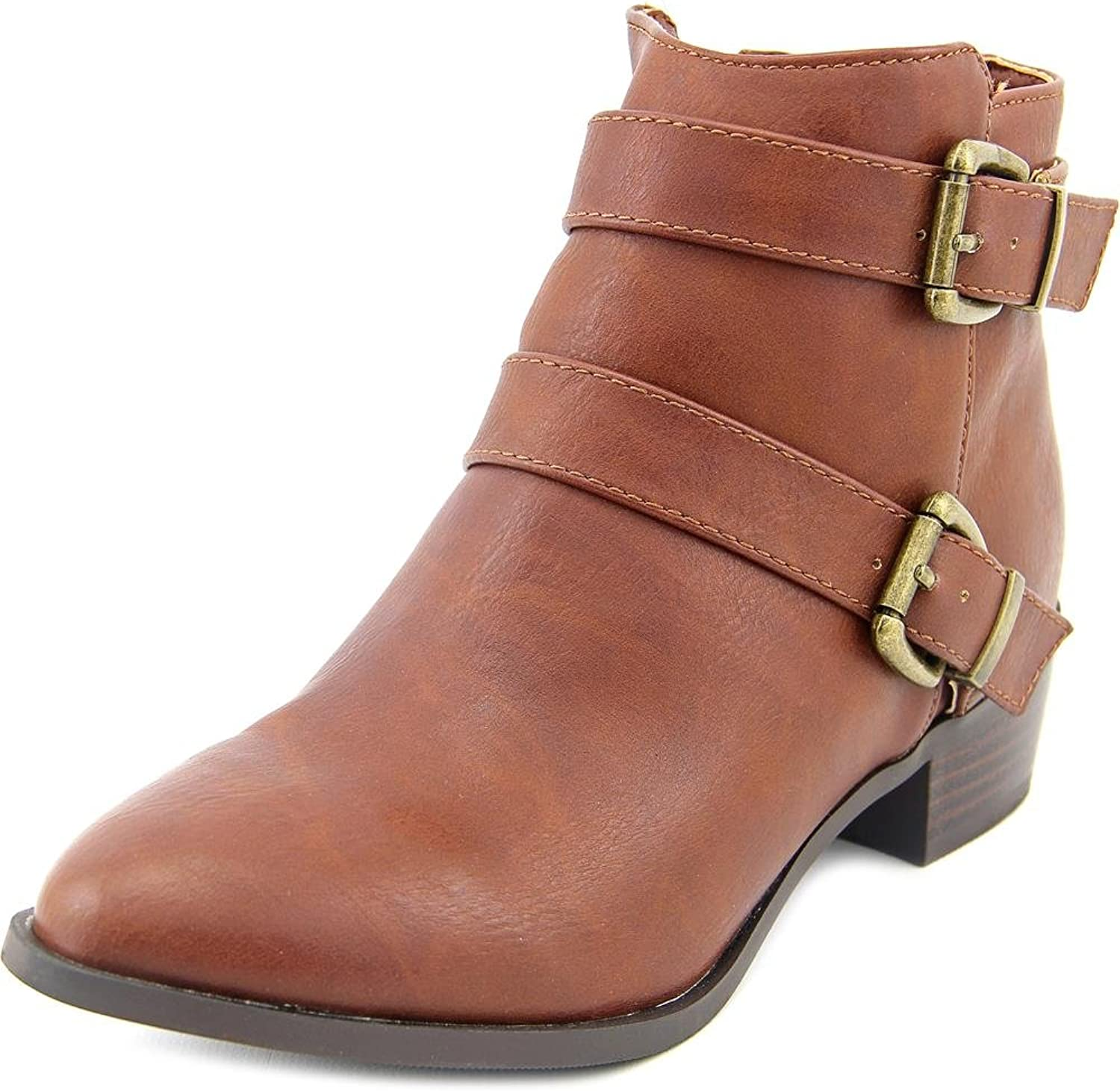 Material Girl Cady Women US 9.5 Tan Bootie