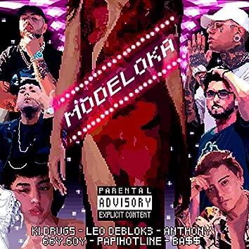 Modeloka (feat. Anthony, Leodeblok, Bass, 66y6oy & Papihotine)