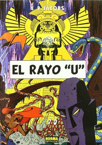 BLAKE&MORTIMER 0 EL RAYO U
