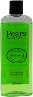Pears Pure & Gentle Body Wash 250ml (Made in UAE) (Lemon Flower Extract)