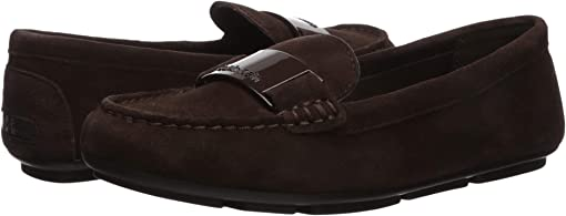 Coffee Bean Leather/Suede
