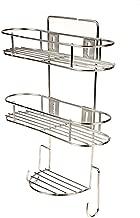 Gehwara Bathroom Accessories Racks Stainless Steel Wall Mountable Single Shelf, 12 X 6 X 18 Inch