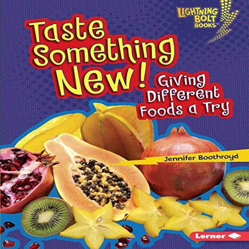 Couverture de Taste Something New!