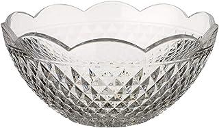 Villeroy & Boch 11-7319-8560 Villeroy & Boch-Boston Flare Lot de 4 coupelles à dessert en cristal transparent avec motif l...